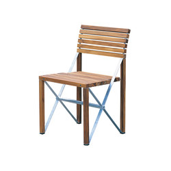 Xylofon chair | Garden chairs | Magnus Olesen