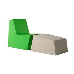 Primary Solo | Ottoman | Garden armchairs | Quinze & Milan