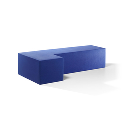 Infinity L Seat | Modular seating elements | Quinze & Milan