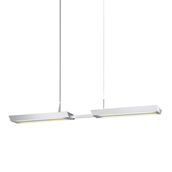 ECO LIT D 2 | Pendant strip lights | Baltensweiler