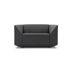 Ghost armchair | Poltrone lounge | OFFECCT