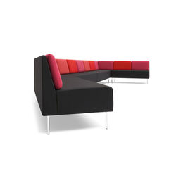 Playback sofa system | Modular seating systems | OFFECCT