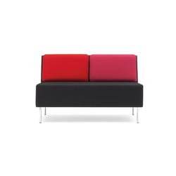 Playback sofa | Modular seating elements | OFFECCT