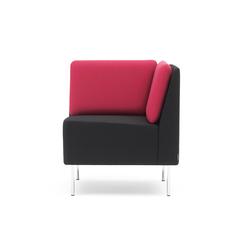 Playback | Elementi di sedute componibili | OFFECCT