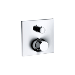 AXOR Massaud Thermostat for concealed installation with shut-off|diverter valve | Shower controls | AXOR