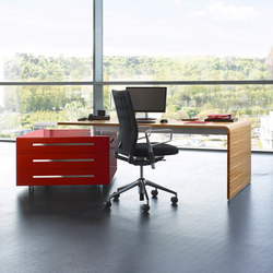 Lane office table | Executive desks | RENZ