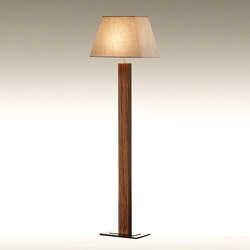 Tau Wood floor lamp | General lighting | BOVER