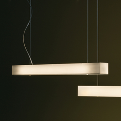 Tekno LP1 pendant lamp | Pendant strip lights | BOVER