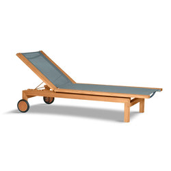 Kos Pure Light lounger | Tumbonas de jardín | Tribù