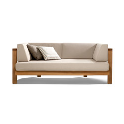 Pure Sofa | Garden armchairs | Tribu