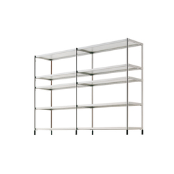 SEC sideboard com010 | Office shelving systems | Alias