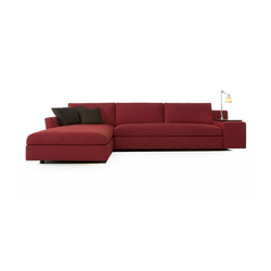 235-238 mister - sofas from cassina | architonic - Chaise Longue Philippe Starck