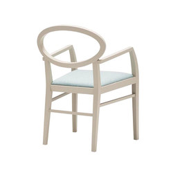 Zarina SO 1710 | Restaurant chairs | Andreu World