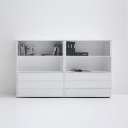 Whitecase | Shelving systems | MDF Italia