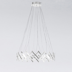 Zoom 1 element | Suspended lights | serien.lighting