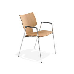 Lynx I 3572/10 | Multipurpose chairs | Casala