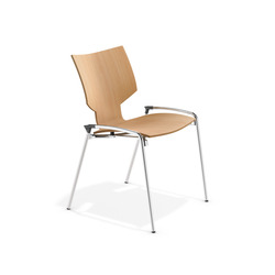 Lynx I 3572/00 | Multipurpose chairs | Casala