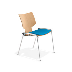 Lynx I 2571/00 | Multipurpose chairs | Casala