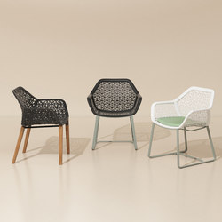 Maia dining armchair | Chairs | KETTAL