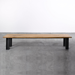 Bench on_09 | Upholstered benches | Silvio Rohrmoser