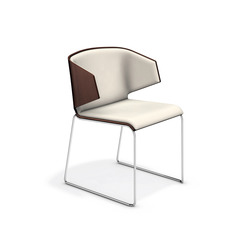 Carma I 1111/00 | Visitors chairs / Side chairs | Casala