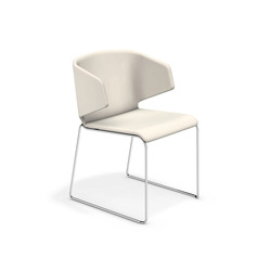 Carma I 1211/00 | Visitors chairs / Side chairs | Casala
