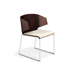 Carma I 2111/00 | Visitors chairs / Side chairs | Casala