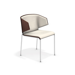 Carma III 1113/00 | Visitors chairs / Side chairs | Casala