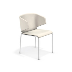 Carma III 1213/00 | Visitors chairs / Side chairs | Casala