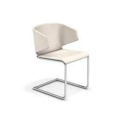 Carma II 1212/00 | Visitors chairs / Side chairs | Casala