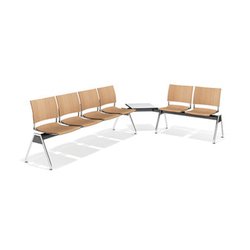 Feniks Traverse table top | Beam / traverse seating | Casala