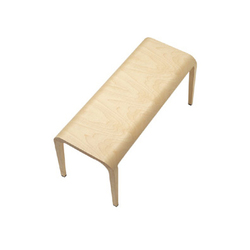 laleggera bench 307 | Upholstered benches | Alias