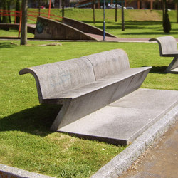 U-Bench | Bancs publics | Escofet 1886