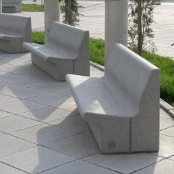 Modular | Sitzbänke | Escofet 1886