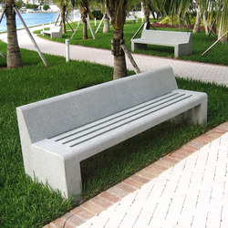 Junio | Exterior benches | Escofet 1886