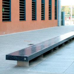 Levit | Exterior benches | Escofet 1886
