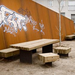 Tramet | Table | Tables d'extérieur | Escofet 1886