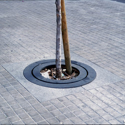 Carmel | Tree Grate | Alcorques | Escofet 1886