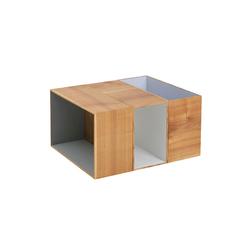 Drei Kisten | Couchtische | Lutz Hüning