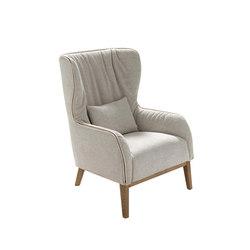 Bergère | Lounge chairs | De Padova