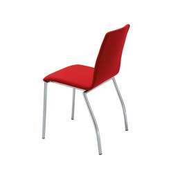 Kizz | Visitors chairs / Side chairs | Bene