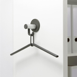 Tertio H10 Magnétique | Coat hooks | van Esch