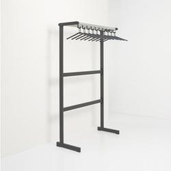 Tertio EVK | Cloakroom systems | van Esch