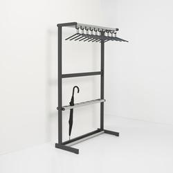 Tertio EVKP | Cloakroom systems | van Esch