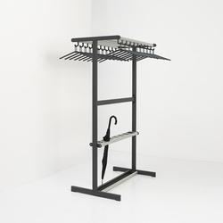 Tertio DVKP | Cloakroom systems | van Esch