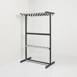 Tertio DV2P | Cloakroom systems | van Esch