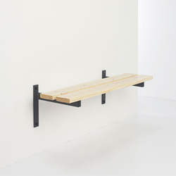 Tertio BW | Changing room furnishings | van Esch