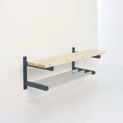 Tertio BWS | Changing room furnishings | van Esch