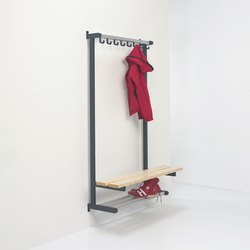 Tertio BEWS | Changing room furnishings | van Esch