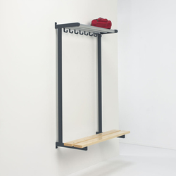 Tertio BEW+ | Changing room furnishings | van Esch